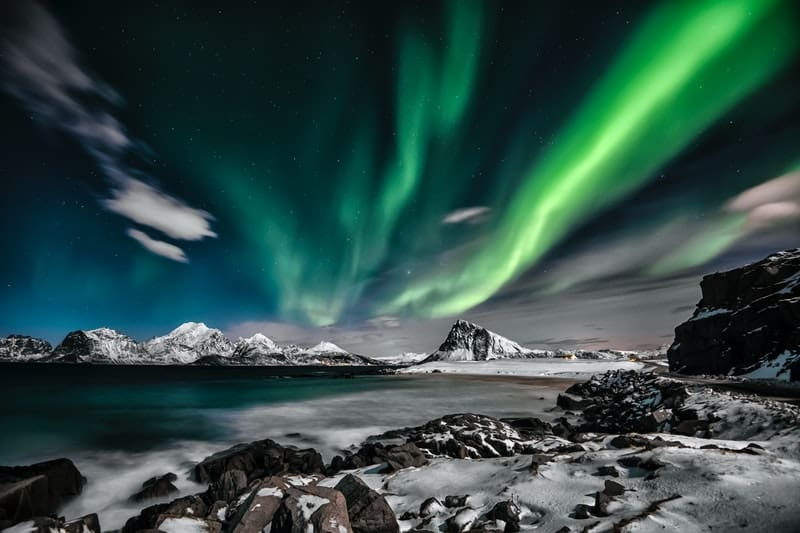 See the northern lights from home on your travel-inspiredDIY retreat.