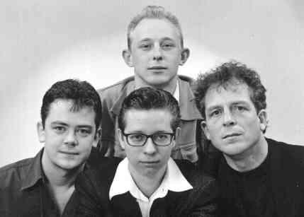 The Little Louis Band mk II lineup 2000