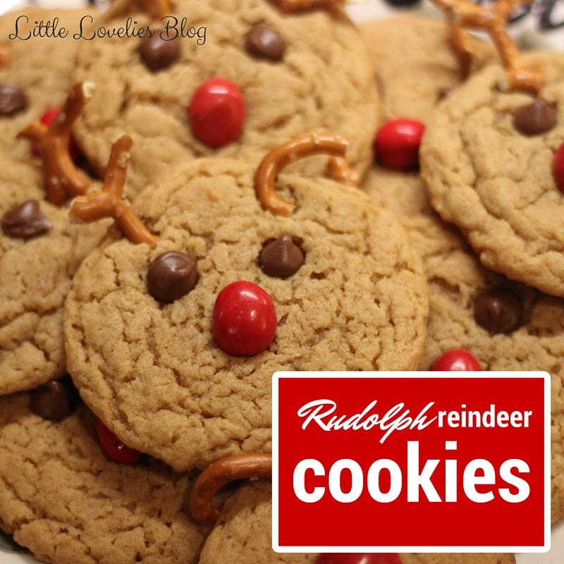 Betty Crocker Peanut Butter Reindeer Cookies