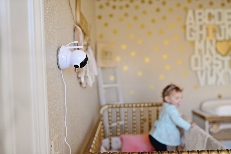how to get your baby to sleep with levana baby monitor
