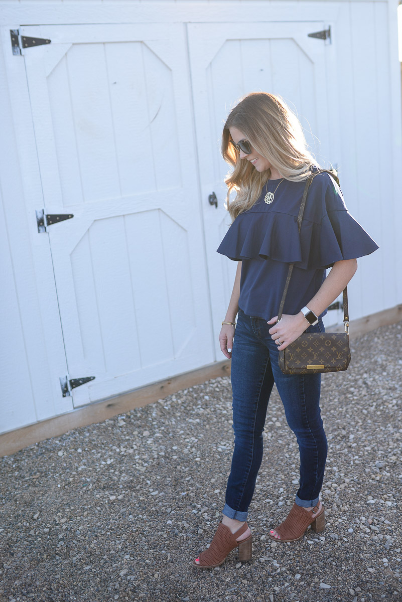Easy Super Bowl Look | Spring Outfit Inspiration | Spring inspiration | Spring Look | Spring Outfit | easy outfit ideas