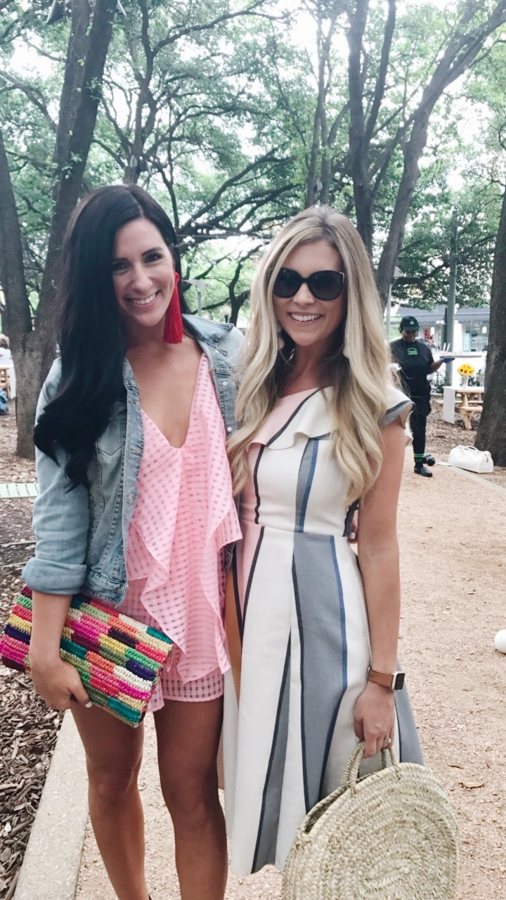 uptown picnic with banana republic rsthecon reward style conference