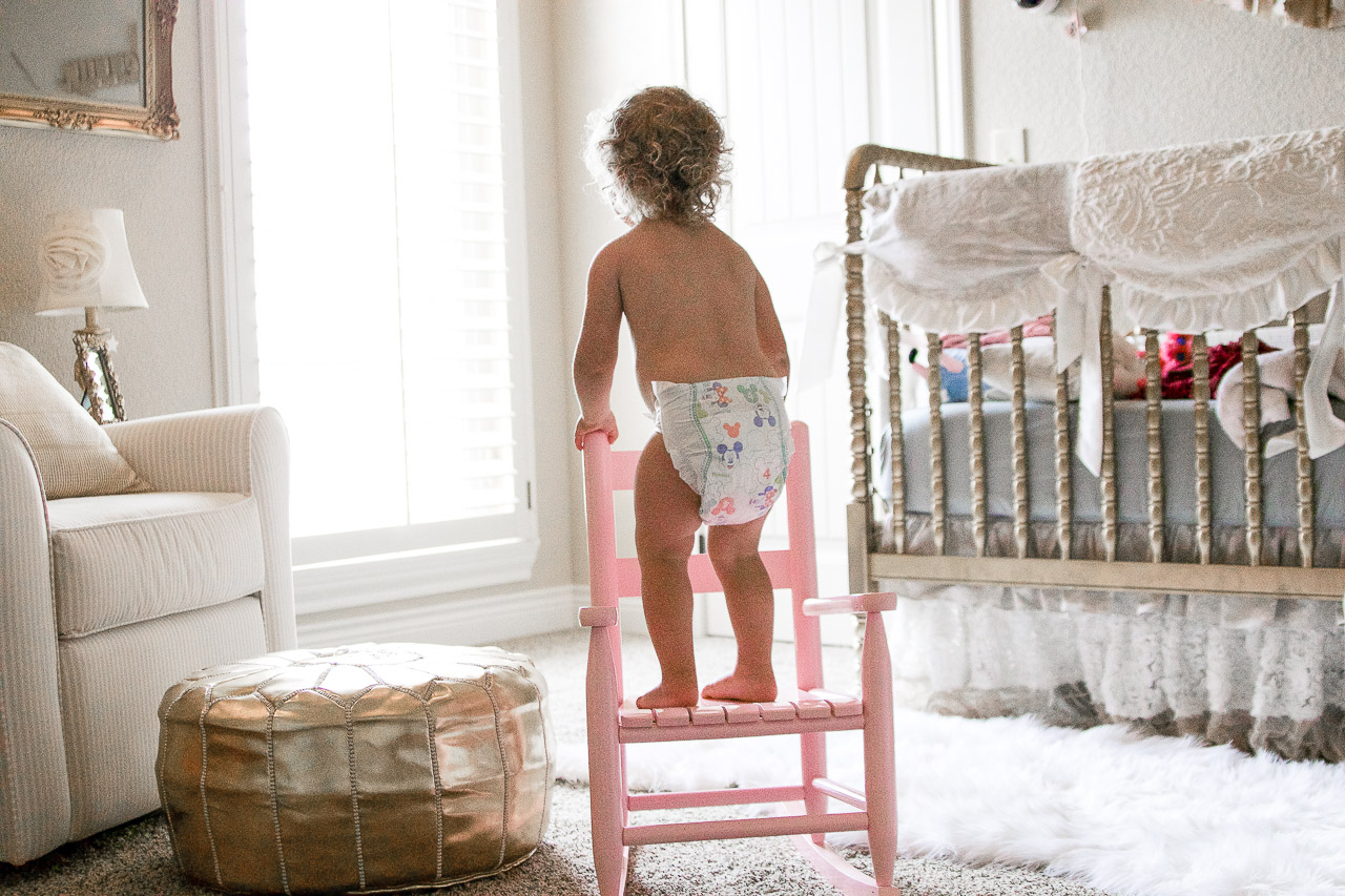 Save on Huggies diapers and wipes + a look into the day in the life of a messy toddler