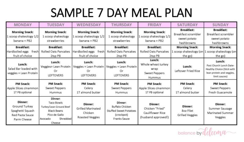 busy mom's meal prep // meal prep 101// meal plan