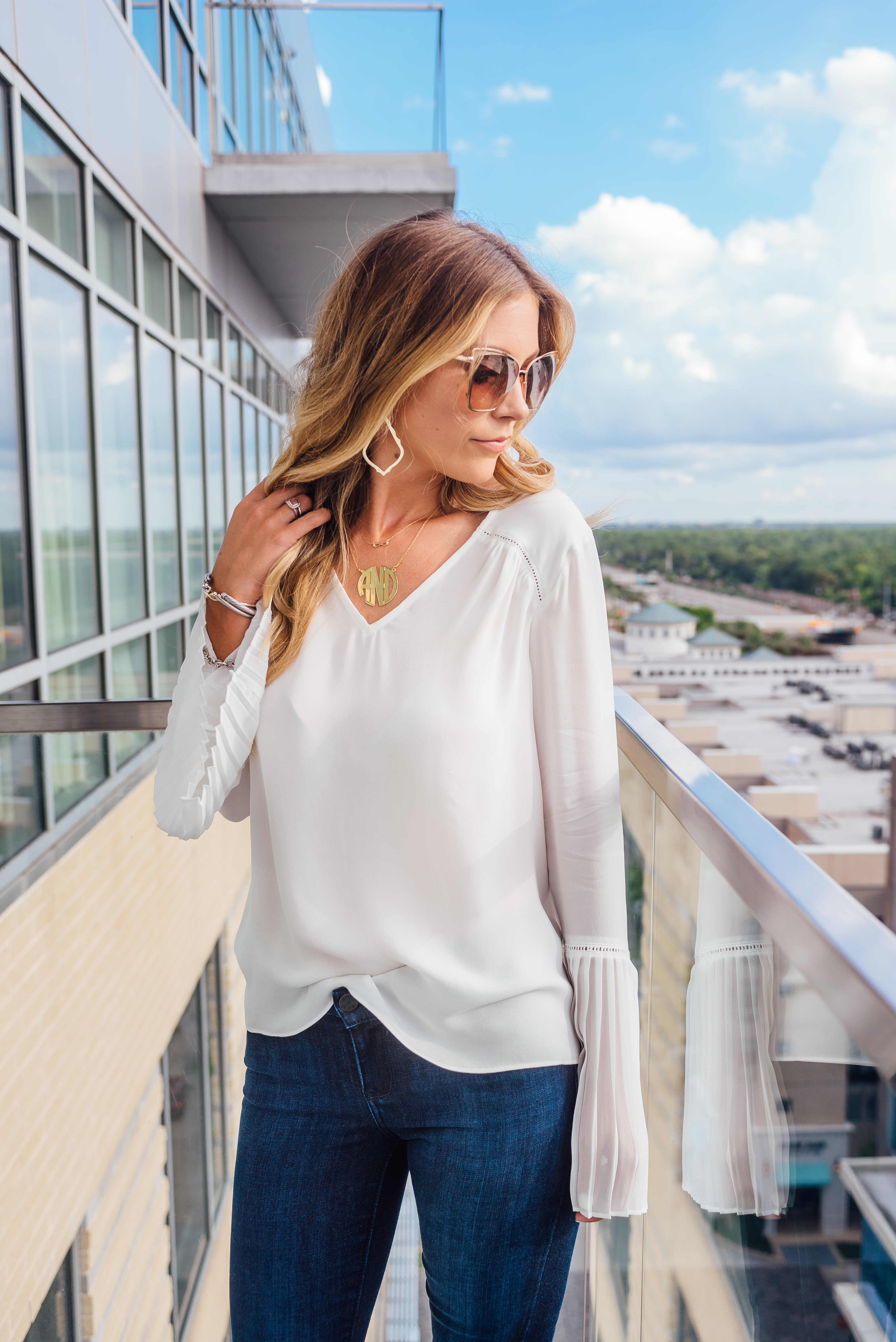 Ramy Brook Fall Collection 2017 // dresses, tops and pants styled by Texas Bloggers