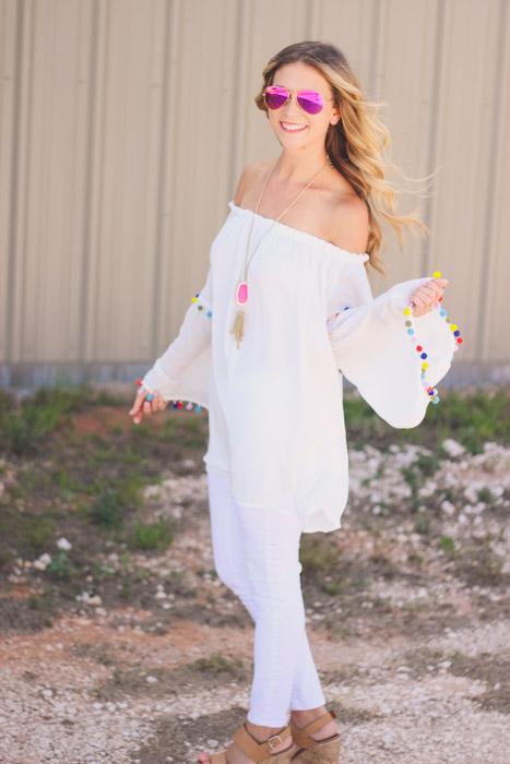 Summer Style | White on White