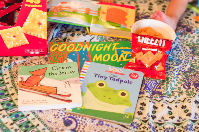 10 Books to Read with Your Toddler + Free Book Offer