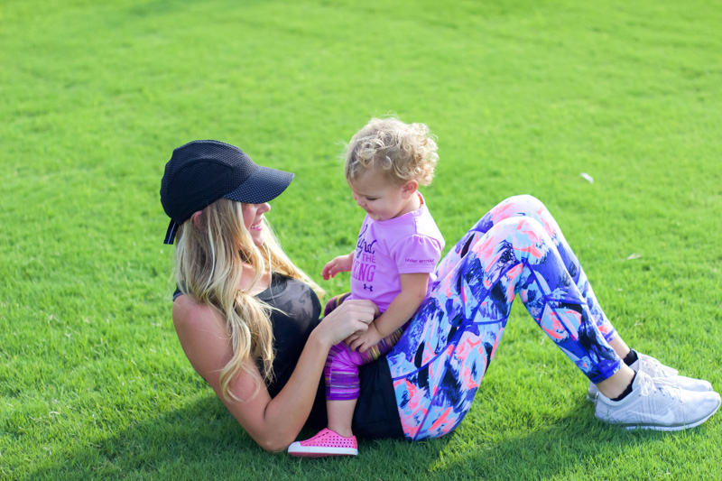 5 Tips for Being a Fit Mom