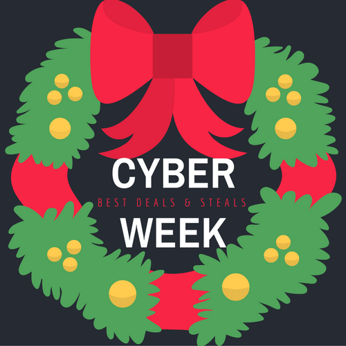 Cyber Monday Deals & Steals