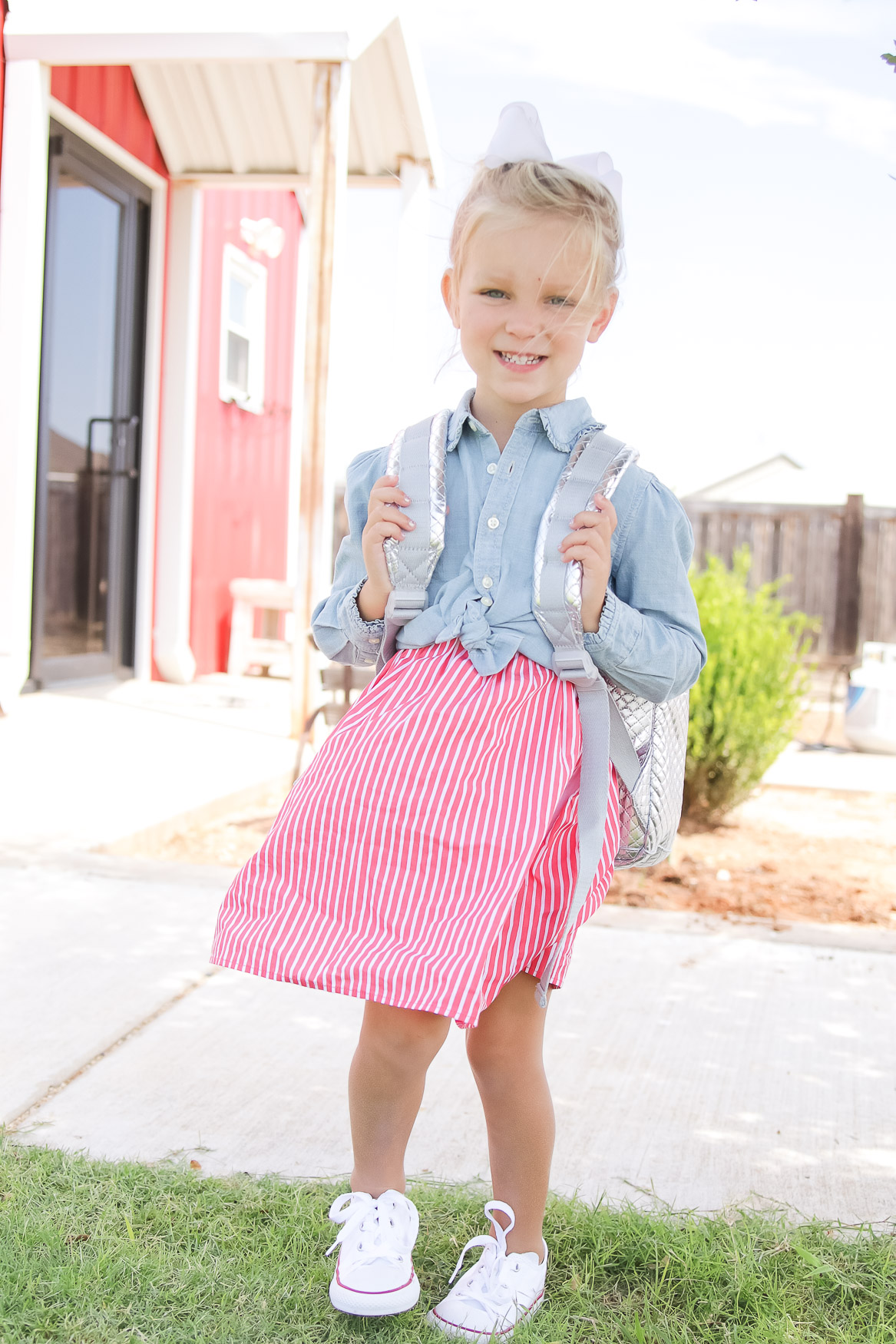 Girl First Birthday Outfit Pinterest: First Day Of School Outfits With Bloomingdale's