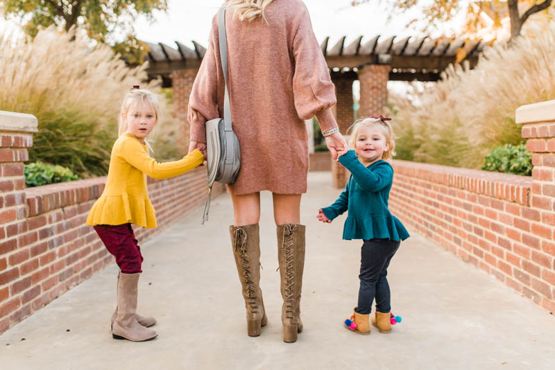 what to wear for thanksgiving for moms and kids from nordstrom, topshop and tucker + tate