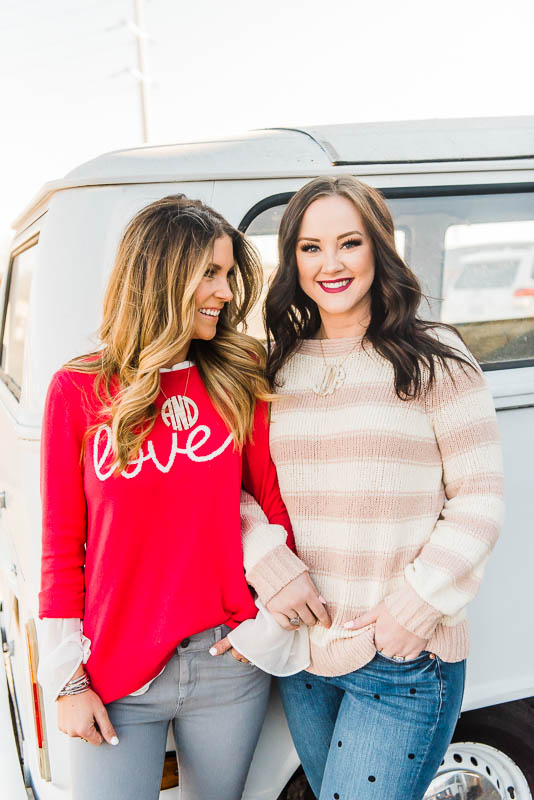 Celebrating Friendships with LOFT for Galentine's Day