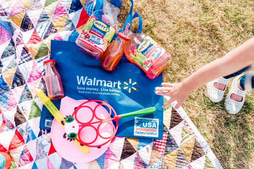 Motts Sensibles Walmart