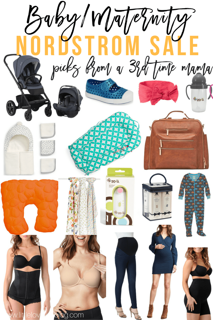 Nordstrom Sale Baby & Maternity Picks