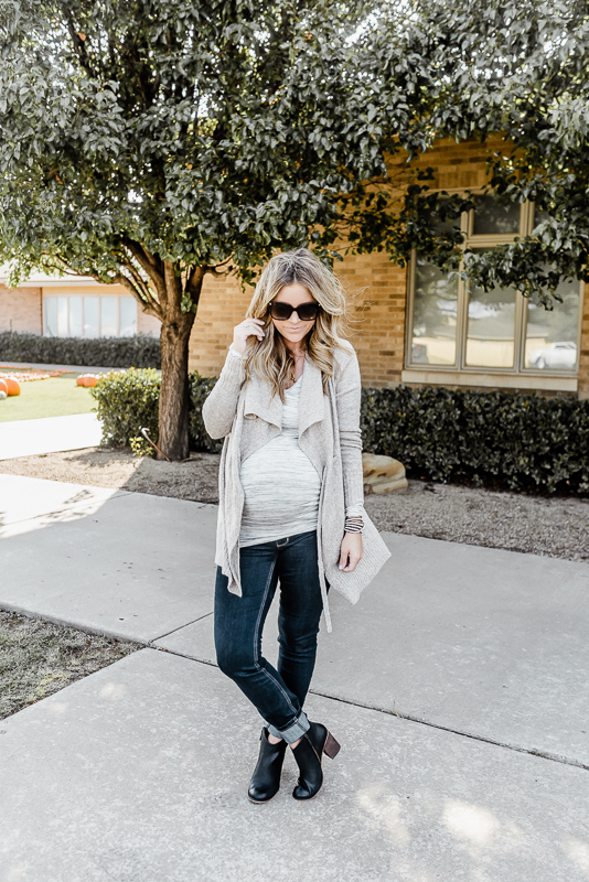 fall style maternity