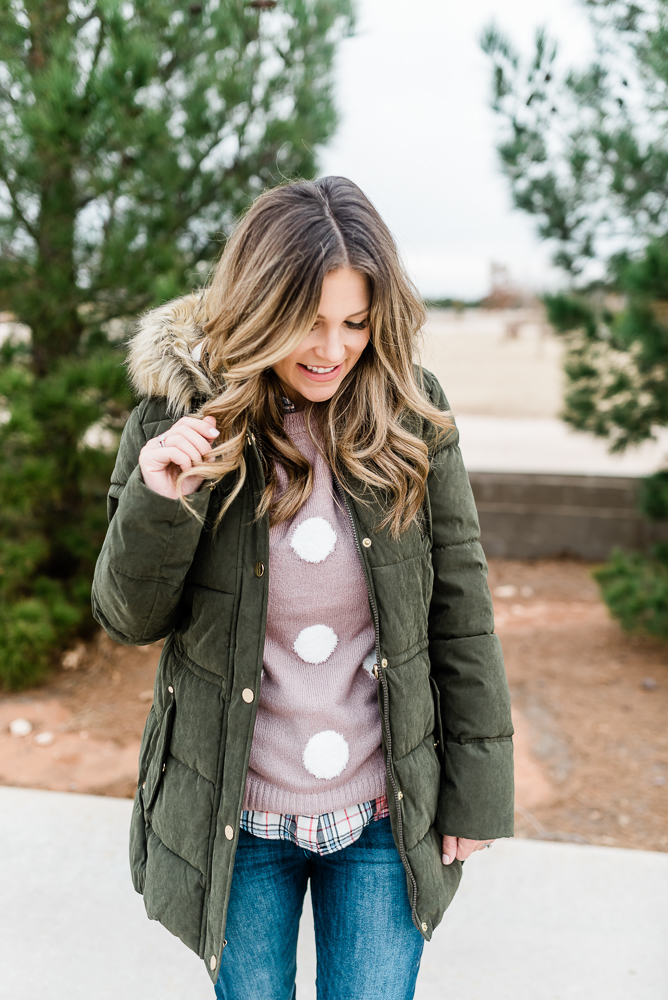 Last Minute Holiday Outfits with JCPenney