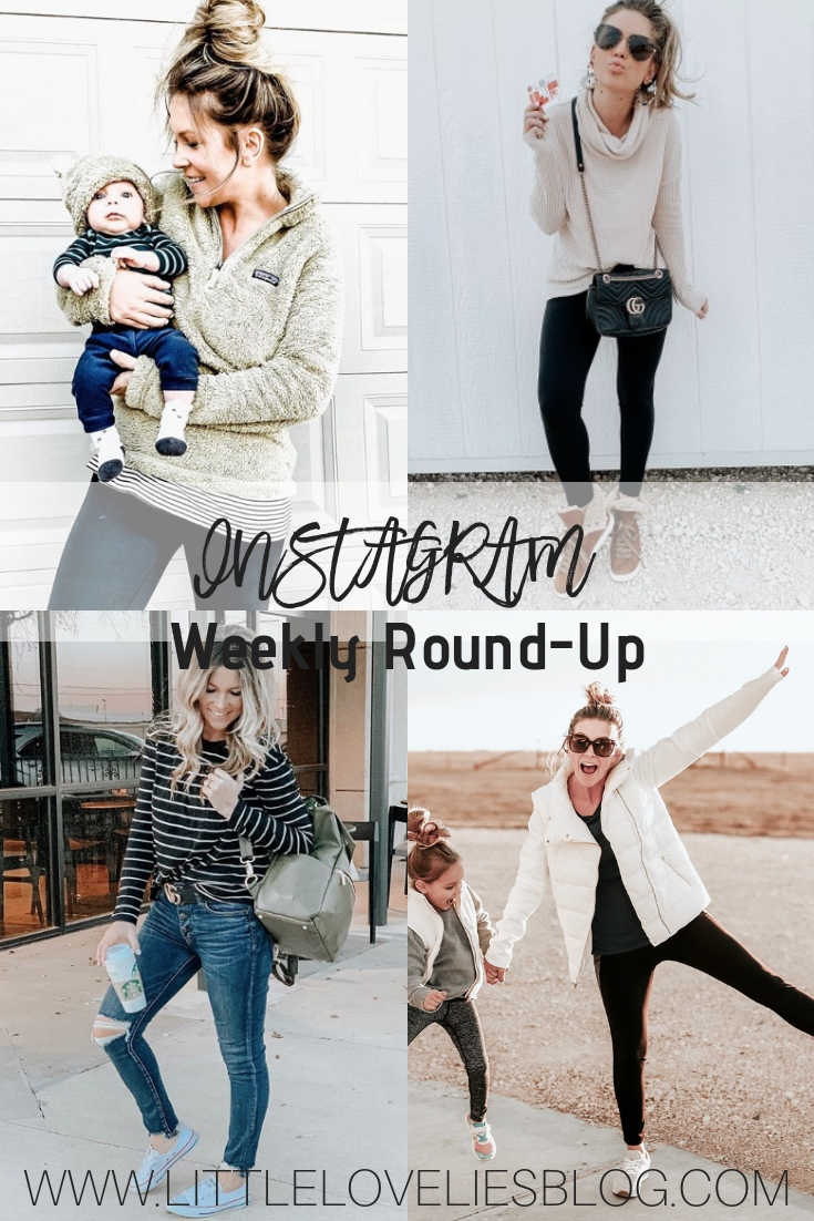 WEEKLY INSTAGRAM OUTFIT ROUND-UP + SALES