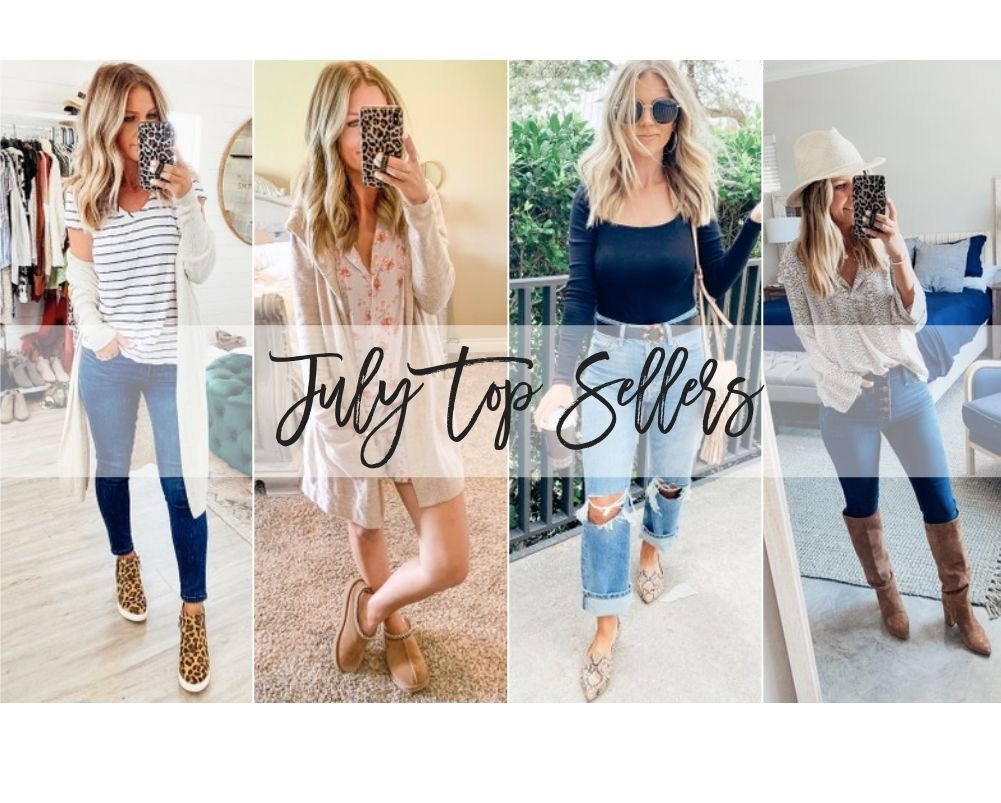 July Top Sellers + The Best Sales To Shop This Weekend