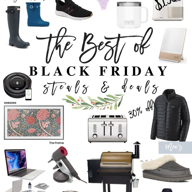 Black Friday 2019 : The Ultimate Black Friday Guide