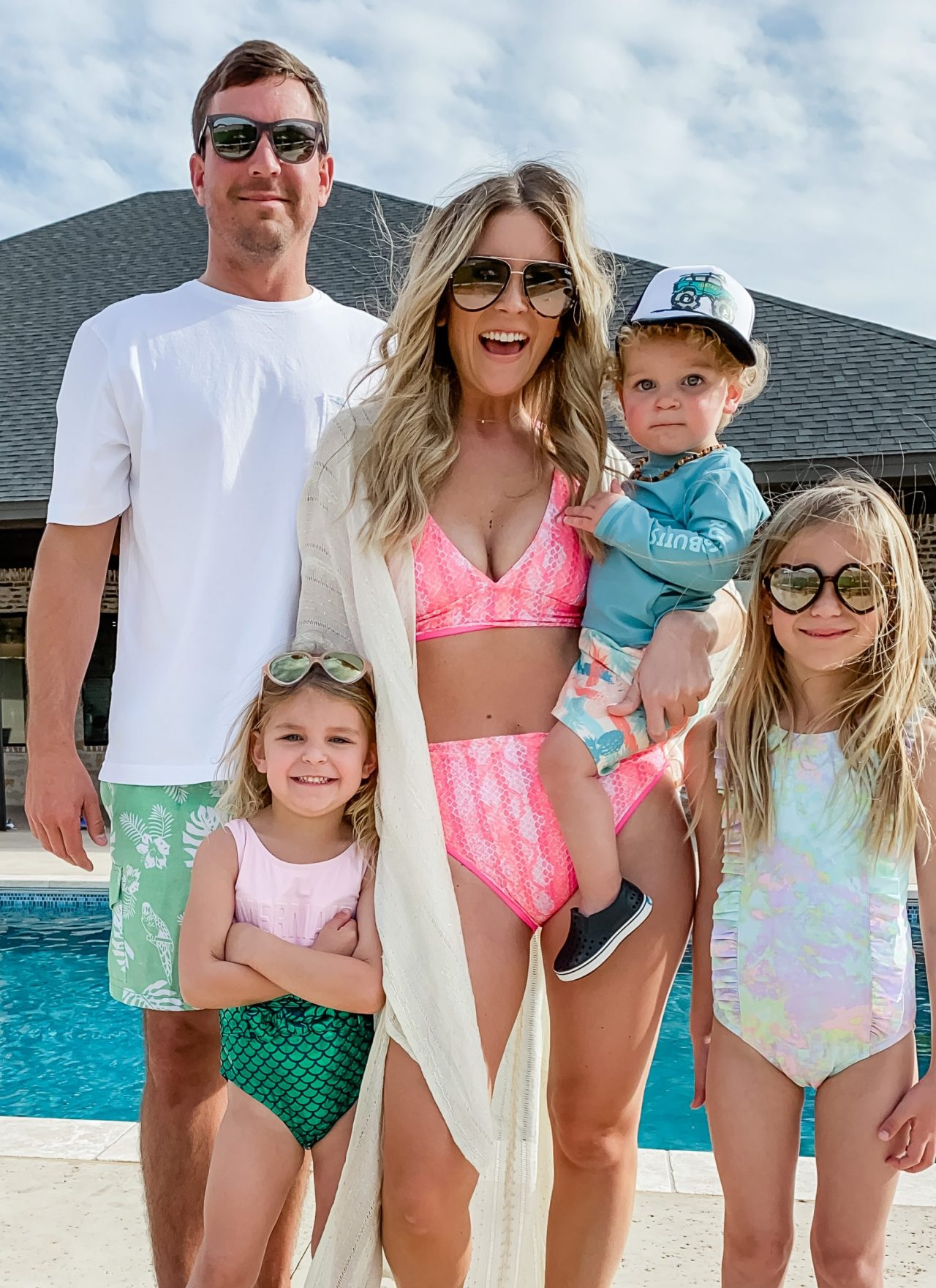 Spring Break Staycation with Nordstrom