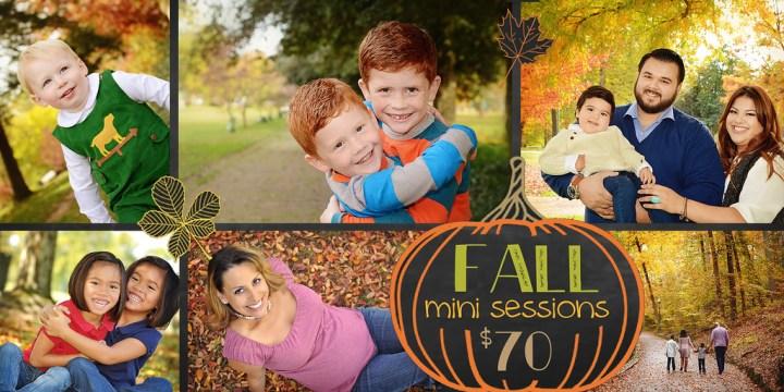 Fall Mini Sessions!! – Family Photography, Richmond, VA