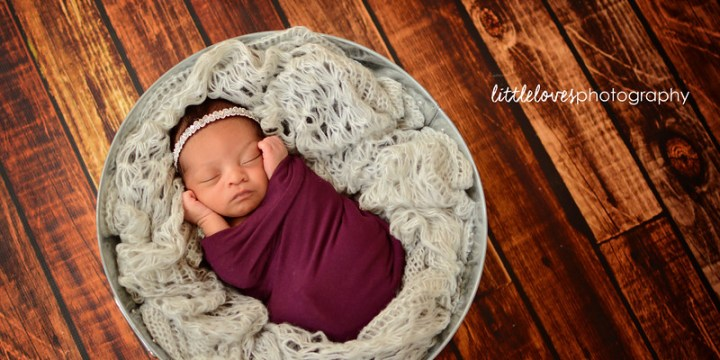 Valentina {13 days new} – Newborn Photography, Richmond, VA