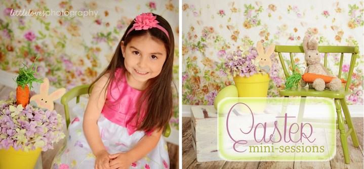 Easter Mini-Sessions {Mini-Sessions, Richmond, VA}