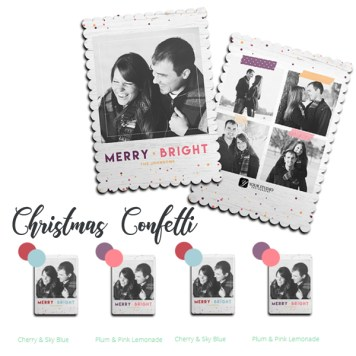C Christmaas Confetti