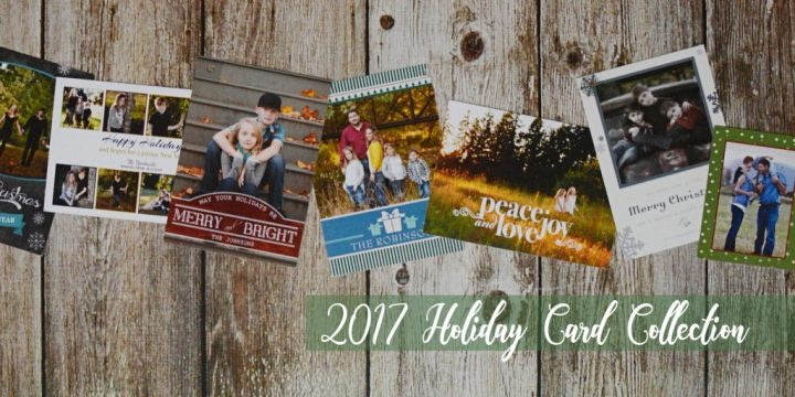 2017 Holiday Card Collection