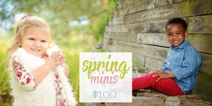 Spring Minis {2018} – Family Photography, Richmond, VA