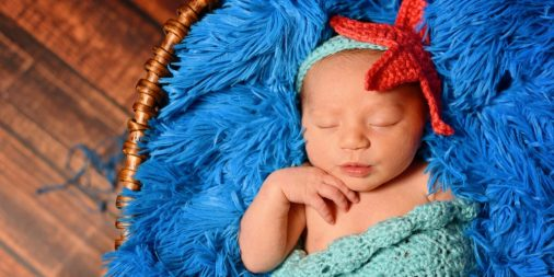 BL A newborn 7871
