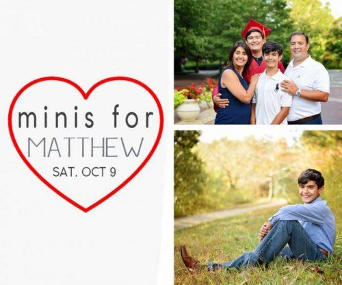 Minis for Matthew