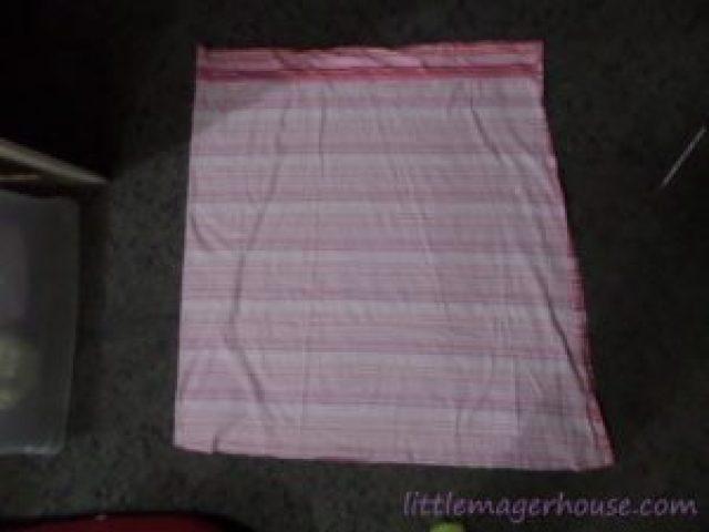 DIY Sew a Maxi Skirt From a Sheet