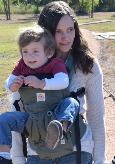 Ergobaby Omni 360 Review All-in-One Baby Carrier