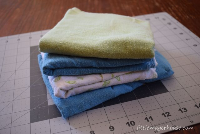 How to Make DIY Cloth Baby Wipes