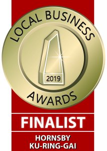 Finalist Local Business Awards 2019