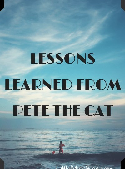 Lessons Learned From Pete The Cat