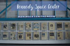 Visit to Kennedy Space Center.