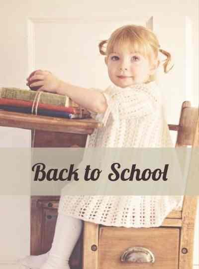 Not ready for back to school? Littlemissblog.com