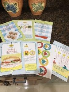 Kids Stir Sandwich Pack littlemissblog.com