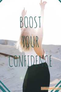 Boosting Your Confidence.  What Confidence is and how to boost it. littlemissblog.com