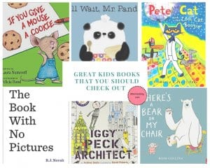 Great Kids Books You Should Check Out! The perfect way to take an adventure while it's cold out! littlemissblog.com