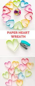 Heart Craft to do with kids