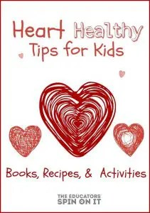 Heart Healthy Tips For Kids