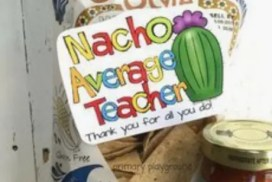 Easy Teachers Appreciation Gift Ideas