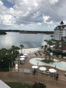 Kids Splash Area at the Grand Floridian
