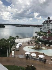 Kids Splash Area at the Grand Floridian