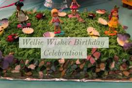 WellieWisher Birthday Party