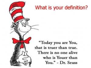 Dr Suess Encouraging Quote