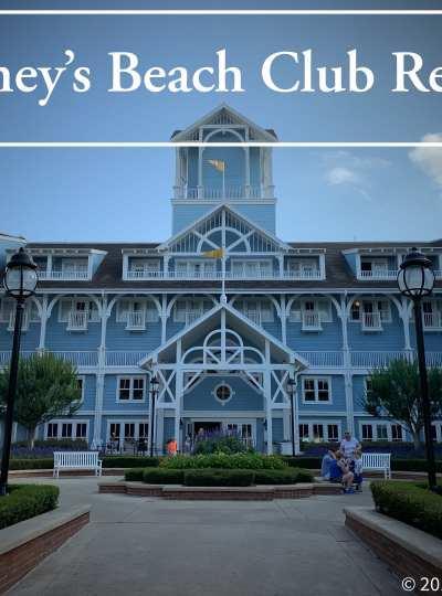Beach Club Resort at Walt Disney World